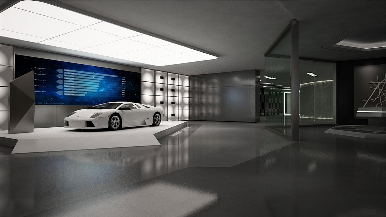 展厅设计要注意什么?