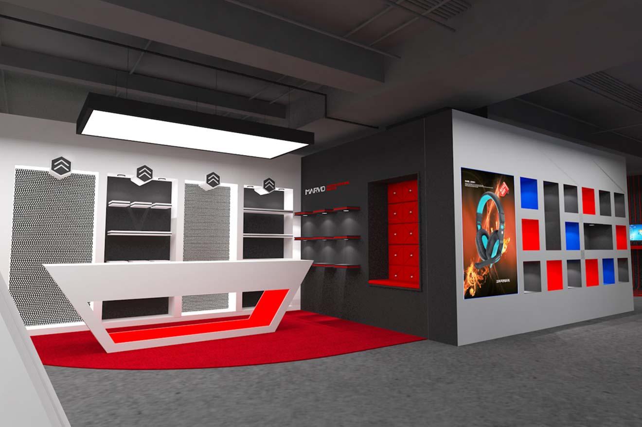 展厅设计中展品陈设的方法