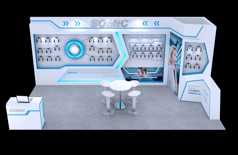 好的展厅设计有哪些要点
